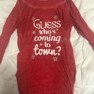 Tops - Maternity shirt size M